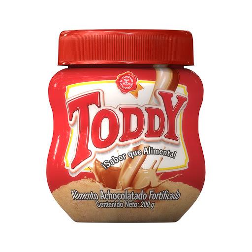 bebida en polvo toddy frasco 200gr