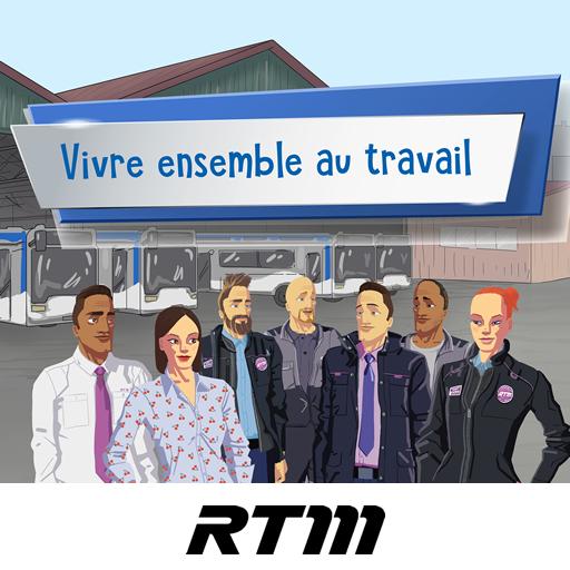 RTM VIVRE ENSEMBLE Icon