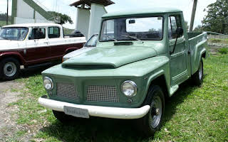 Ford Willys F-75 Rent Minas Gerais
