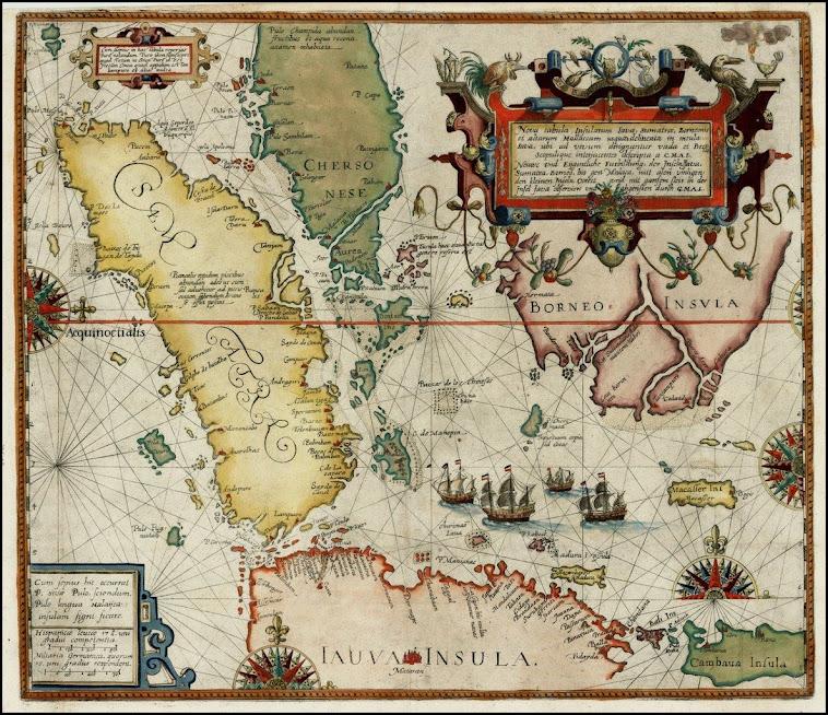Benarkah Pulau Sumatra si Negeri Ophir (Negri Kaya Emas)