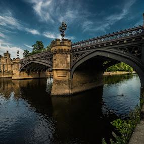 Bridge by Laky Kucej - Buildings & Architecture Bridges & Suspended Structures