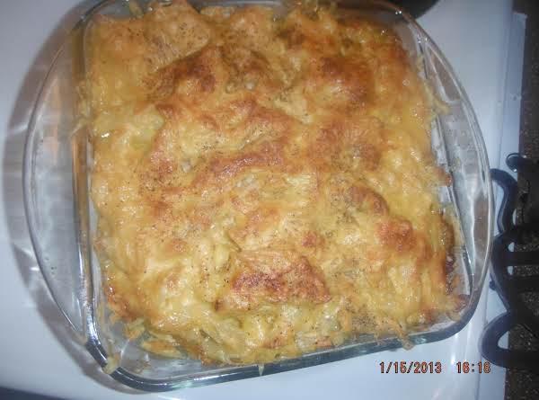 Homemade Baked Macaroni And Cheese