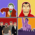 QUIZ MOVIES AND SERIES - Guess the movie Quiz🔥 APK