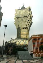 Photo: Casino Lisboa, Makaon lippulaivakasino