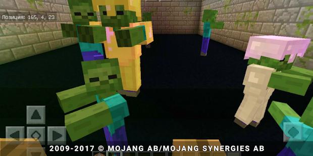 Descargar Zombie Apocalypse V Map For MCPE APK Mcpegamesmaps - Skin para minecraft pe de madera