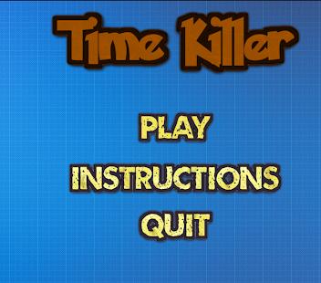 TimeKiller - náhled