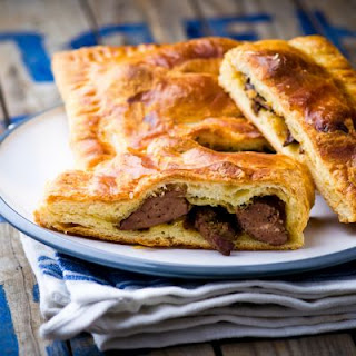 Irish Beef Hand Pies