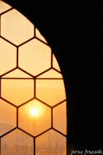Photo: Zachód słońca na Hejnalicy