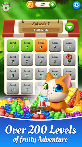 Juice Pop Mania: Free Tasty Match 3 Puzzle Games  screenshots 5