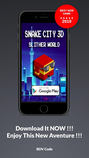Slither Snake City 3D - Slither World 1.0 screenshots 6