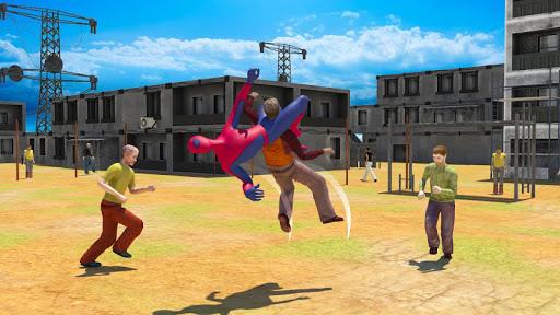 Super Spider hero 2018: Amazing Superhero Games screenshots 2