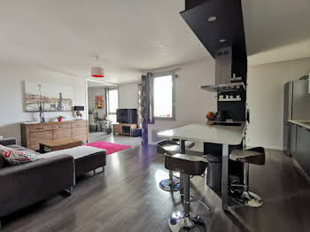 Appartement 4 pièces 82,51 m2