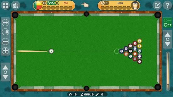 Billiard World(USA) - náhled