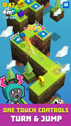 Cubie Jump - Tap Dash apktram screenshots 2
