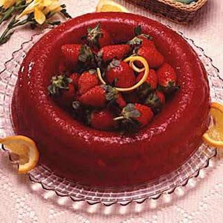 Rosy Rhubarb Salad