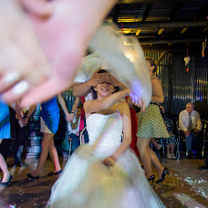 Wedding photographer Agnieszka Dudzik (AD-foto). Photo of 14.07.2017