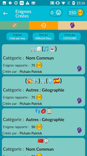 EmojiGame : c'est vous qui créez le jeu ! screenshot 7
