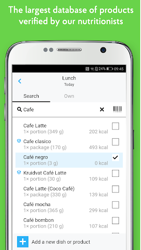 Fitatu Calorie Counter and Diet 2.33.2 screenshots 2