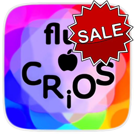 CRiOS FLUO - ICON PACK APK Cracked Download