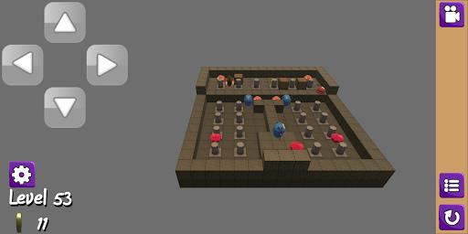 Blooby block: Sokoban adventure android2mod screenshots 3