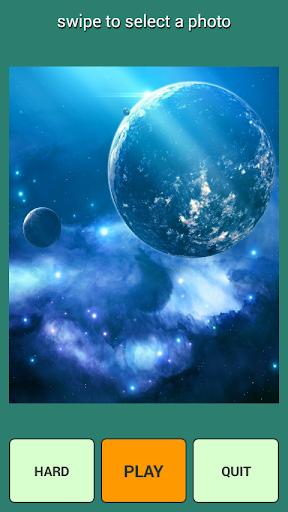 銀河のパズル