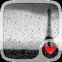 Rainy Paris Live Wallpapers icon