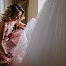 Wedding photographer Natalya Stadnikova (NStadnikova). Photo of 16.03.2018