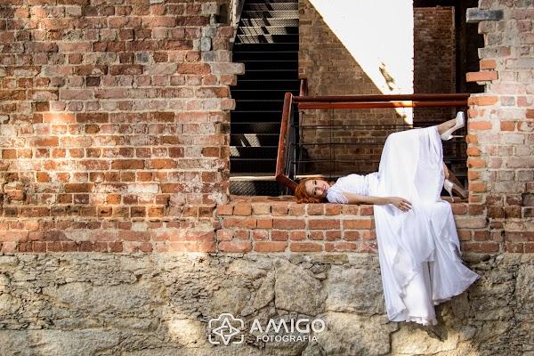 Fotógrafo de casamento Ricardo Amigo (AmigoFotografia). Foto de 19.10.2017