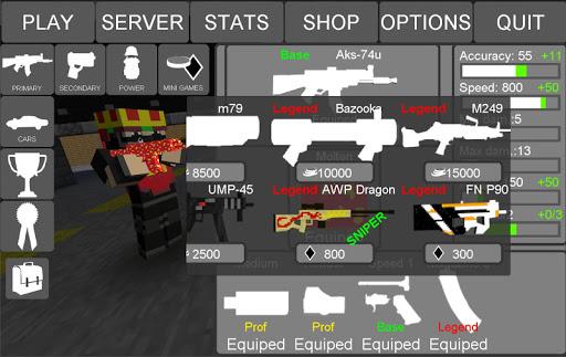 Legend Strike Zombie Sniper Shoot War Online 1.92 screenshots 2
