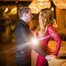Wedding photographer Andrey Khitrov (Goodluckxx4). Photo of 17.02.2016