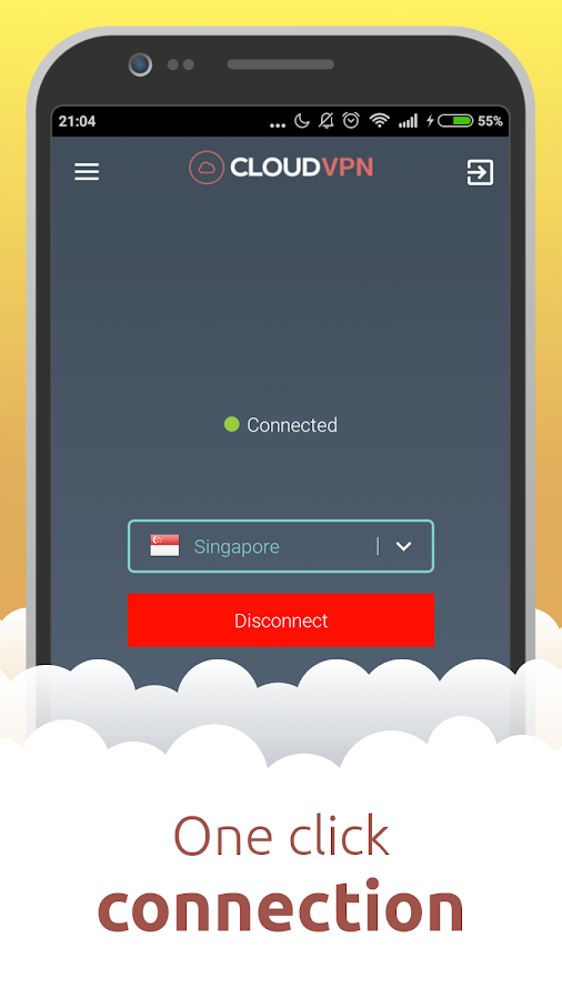 Cloud VPN - proxy vpn service- screenshot