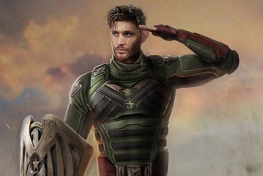 The Boys Concept Art for Jensen Ackles' Soldier Boy Unveiled