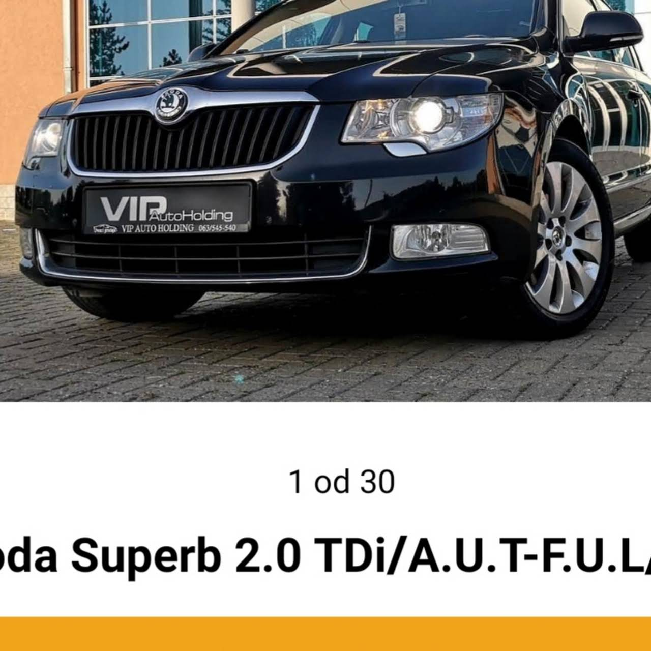 Vip Auto Holding Prodaja Automobila Auto Plac Uvoz I