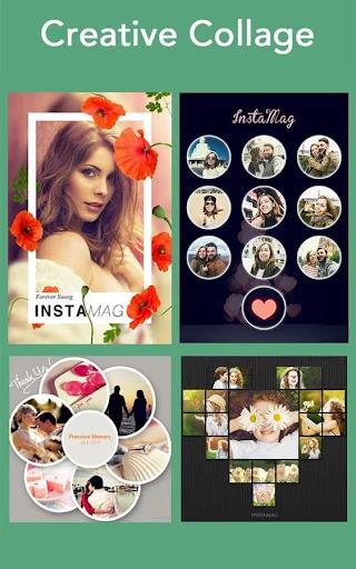 Photo Collage - InstaMag screenshot 13