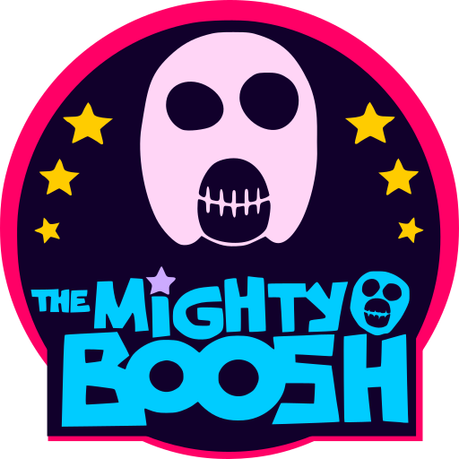 The Mighty Boosh - Quiz Game