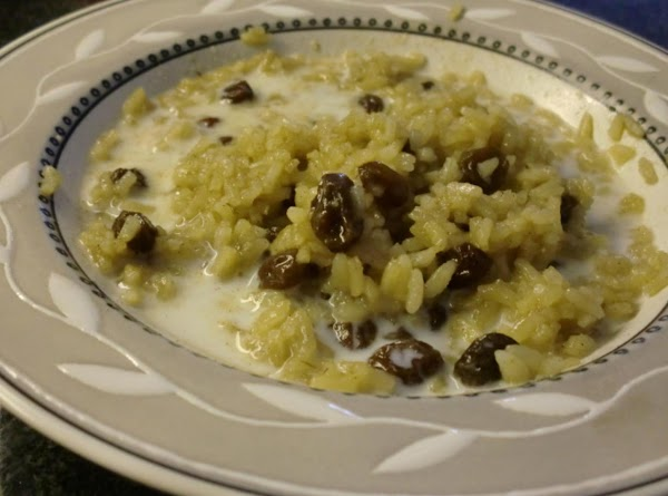 Breakfast Rice Recipe