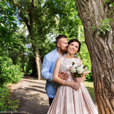 Свадебный фотограф Денис Фролов (DenisFrolov). Фотография от 31.08.2017