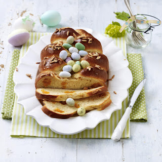Apricot and Ricotta Easter Bread