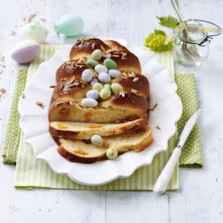 Apricot and Ricotta Easter Bread.