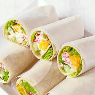 California Roll Wrap Recipe