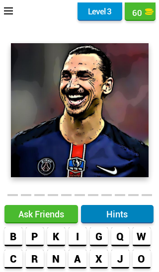Guess The Football Player - #1 Sport Quiz ⚽ Android 4