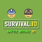 Survival io 2D Battle Royale icon
