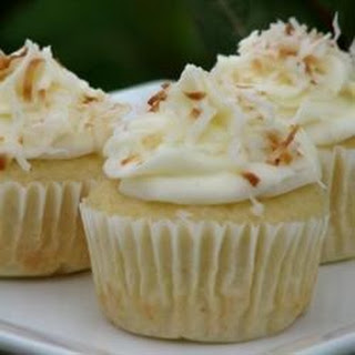 Coconut-Cream Cheese Frosting.