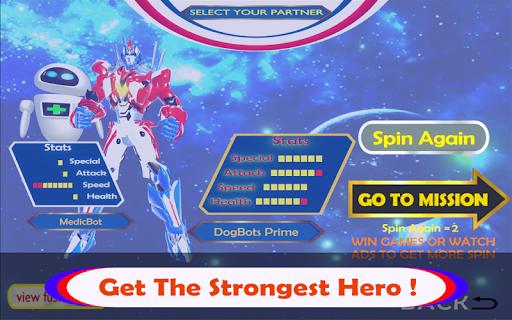 Ultra Hero Fusion : Superhero Ultra Man Battle 1.0.1 screenshots 13