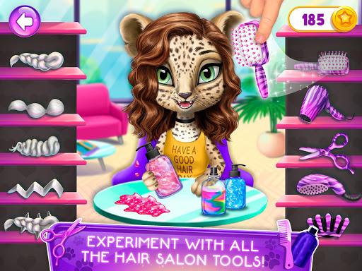 My Animal Hair Salon - Style, Create & Experiment 5.0.8 screenshots 12