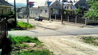 Photo: 2009.05.07 - intersectie cu Str. Castanilor si Str. St.O.Iosif