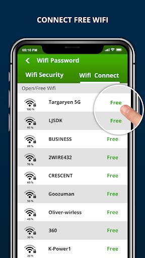 Wifi Password Recovery & Internet Speed Test screenshot 2