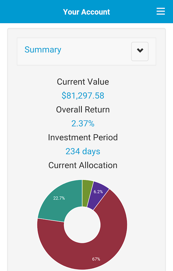 Ignition Wealth- screenshot