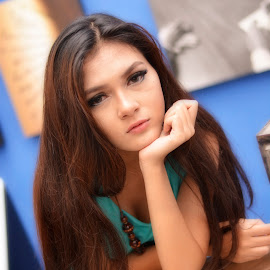 Sisi by Agung Hendramawan - People Portraits of Women ( #modelling, #girl, #fashion, #model, #portrait, #beauty )