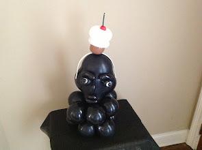 Photo: headband-cupcake